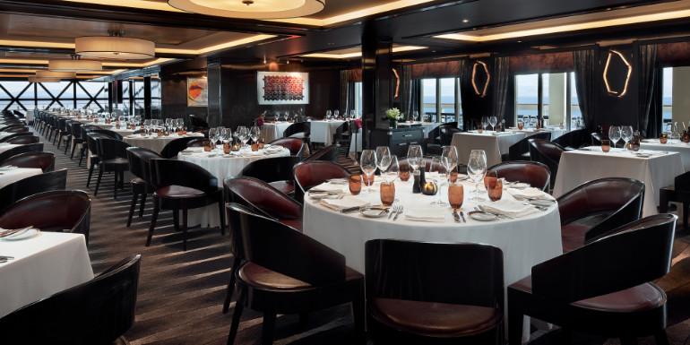 Norwegian joy steakhouse dining cagney's specialty restaurant