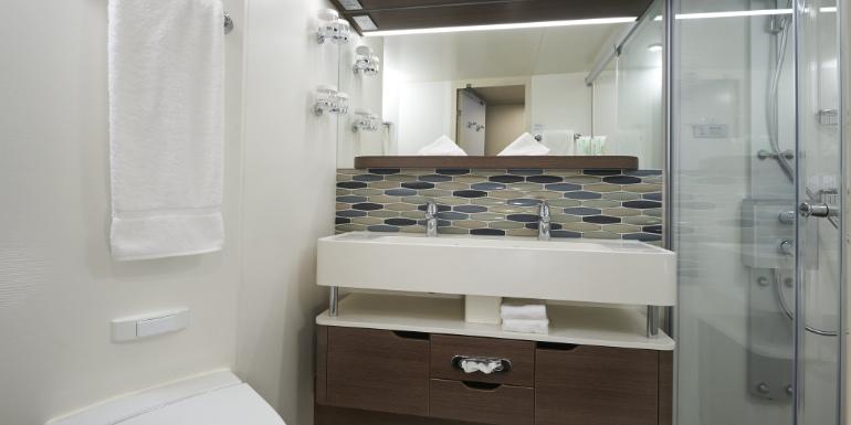 norwegian joy cabin stateroom shower