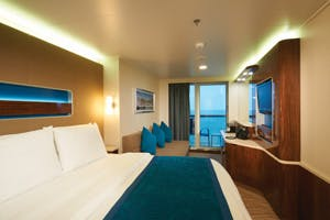 norwegian getaway balcony cabin cruise ship