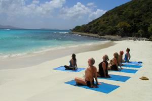 seadream ii cruise ship yoga review