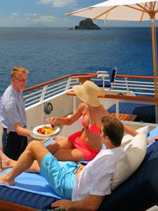 seadream ii service cruise ship review