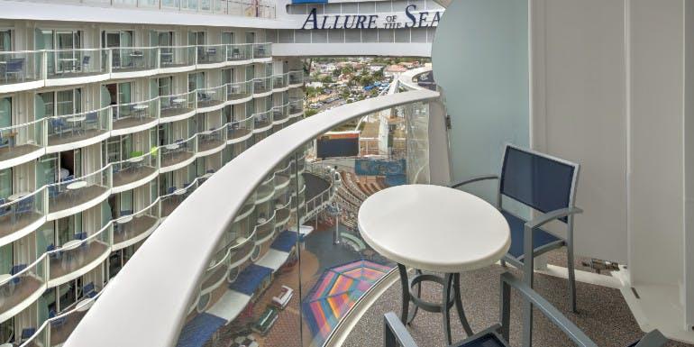 boardwalk balcony allure seas tips
