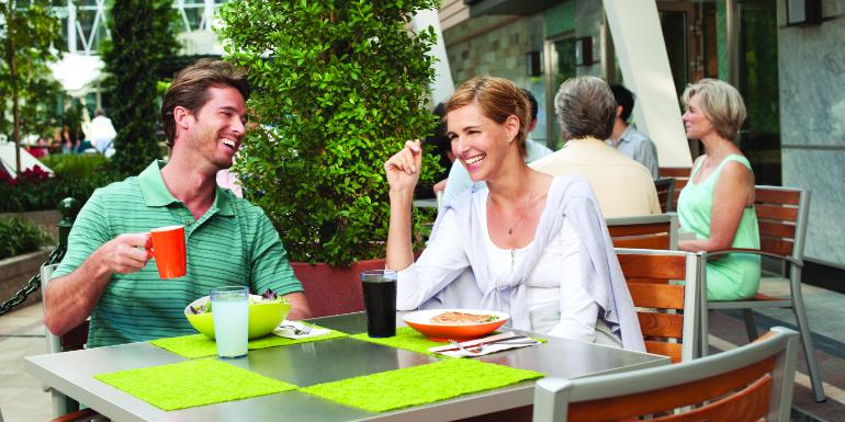 allure seas dining tips park cafe