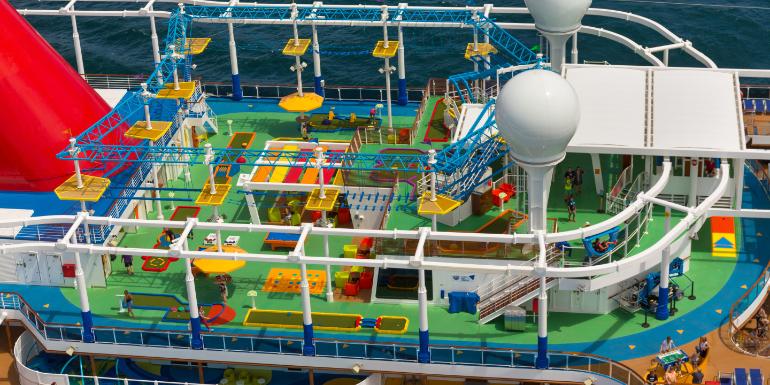 best carnival ships 2020 sky course skyride