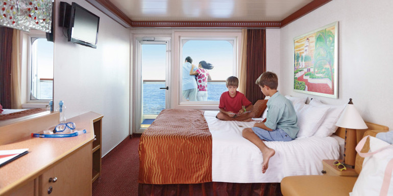 best carnival ships 2018 cabins breeze