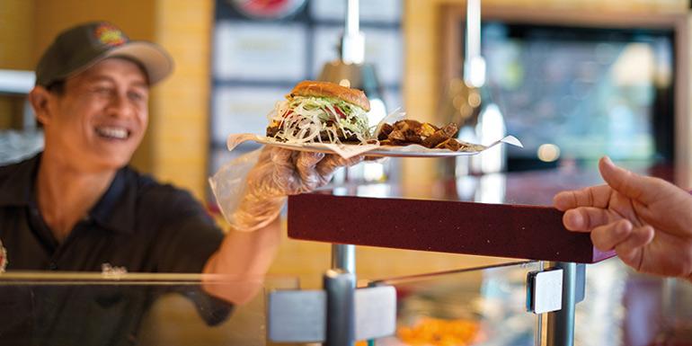 best carnival ships dining 2018 burger