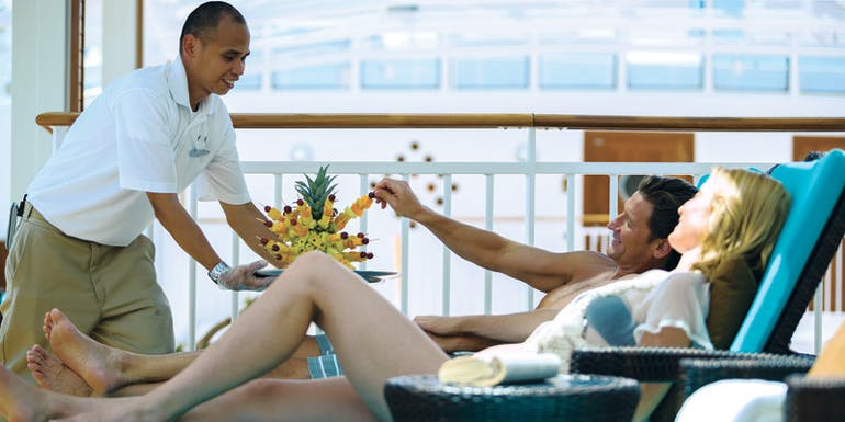the haven on norwegian cruise line