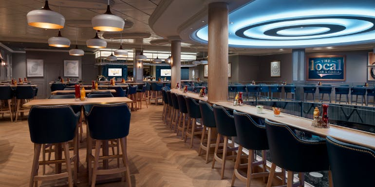norwegian encore the local food dining best ships