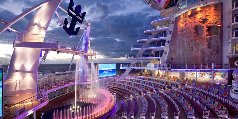 best royal caribbean ships 2019 entertainment
