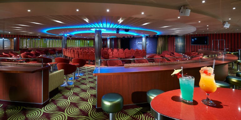 limelight lounge comedy club carnival horizon