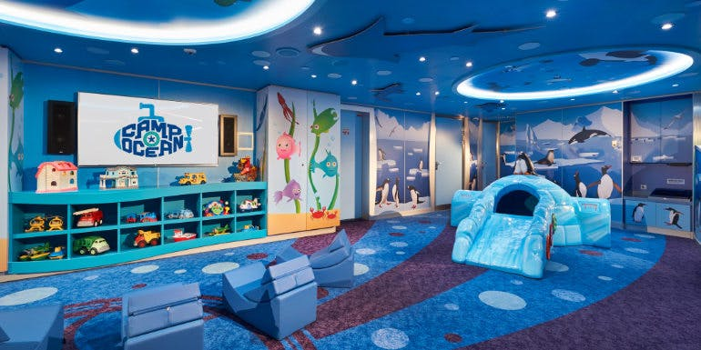 carnival horizon camp ocean kids youth