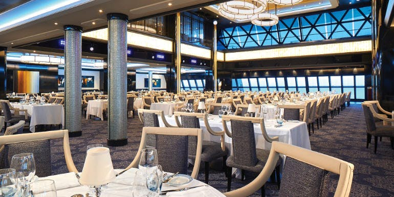 norwegian bliss manhattan room dining review