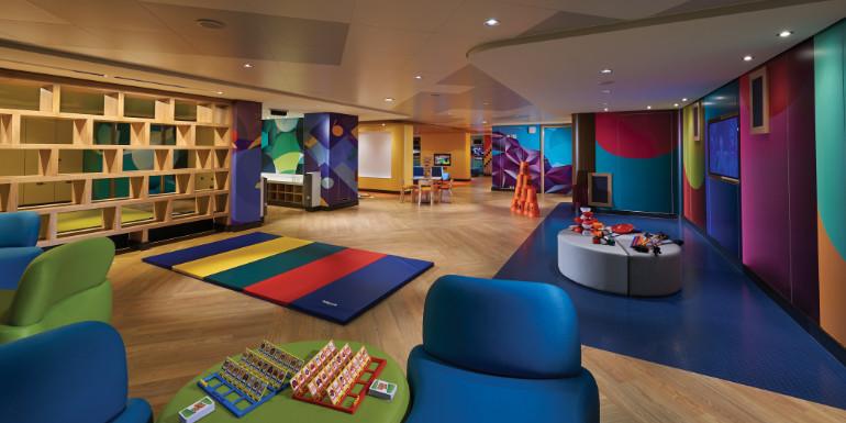 norwegian bliss splash academy cruise kids