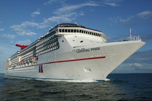 carnival pride refurbished cruise ship 2014