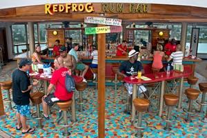 red frog carnival legend refurbished 2014