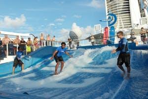 royal caribbean flow rider flowrider surf