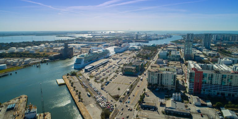 port of tampa florida cruise deals