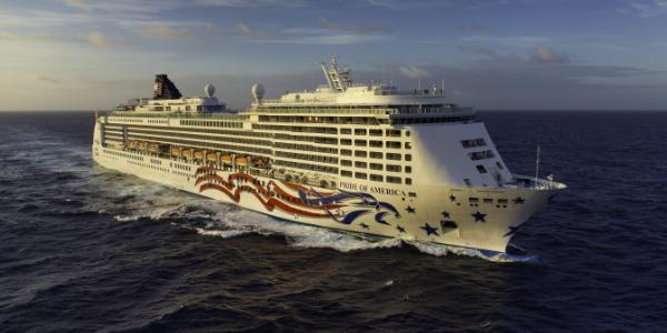 norwegian cruise deals pride of america