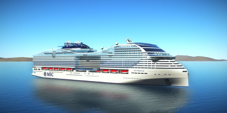 msc cruises europa two new classes