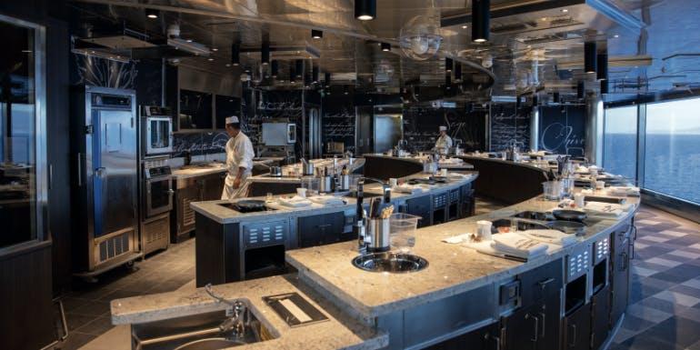 regent seven seas splendor culinary arts kitchen