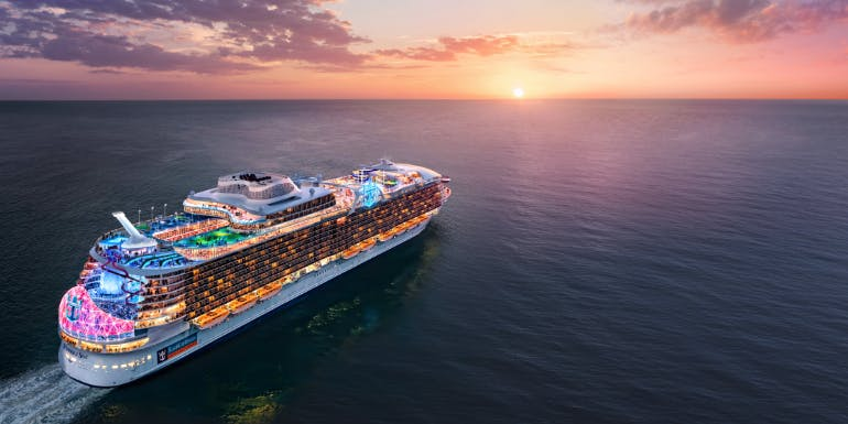 royal caribbean wonder of the seas rendering