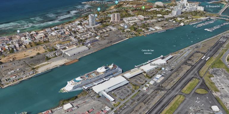 san juan puerto rico cruise port