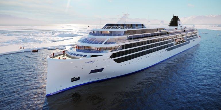 viking cruises launching expedition ships