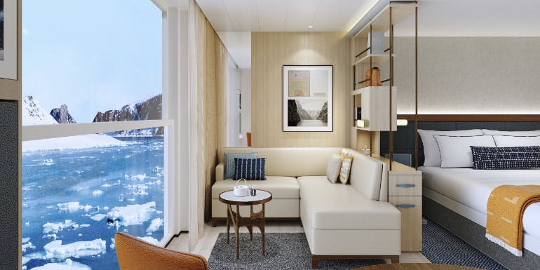 viking expedition cruises junior suite