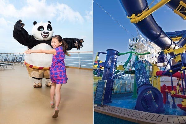 anthem escape best for kids cruise