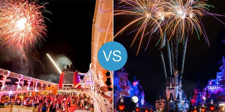 walt disney world disney cruise line