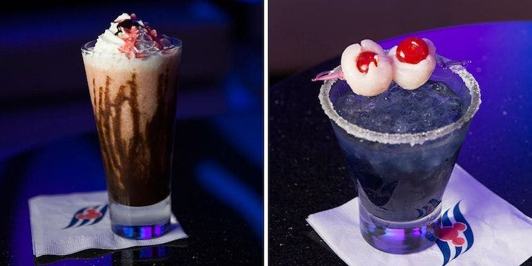 disney cruise halloween cocktail recipes