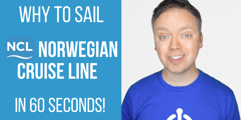 why sail norwegian cruise 60 seconds