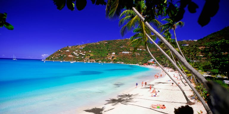 cane garden bay road town beach