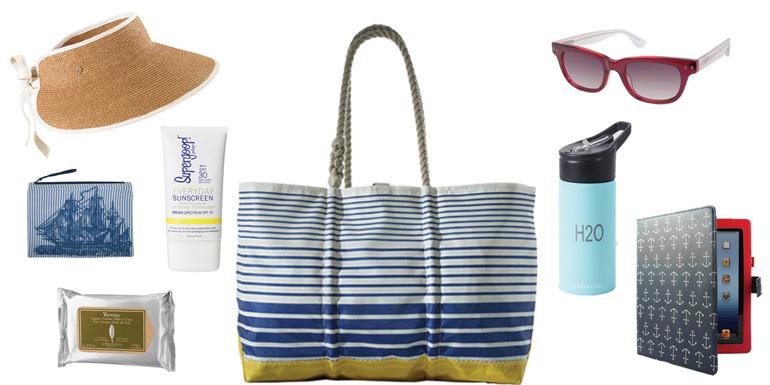 caribbean cruise packing beach essentials