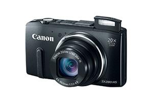 Canon PowerShot® SX280 HS