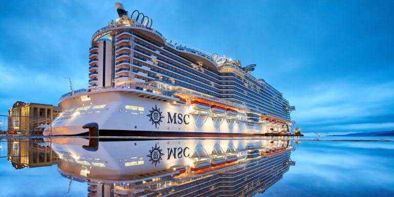 msc cruises seaside mega ship miami