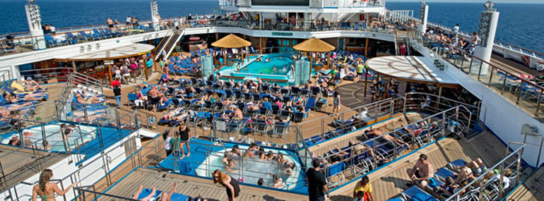 A ship filled with the following passengers sounds most appealing to you:
