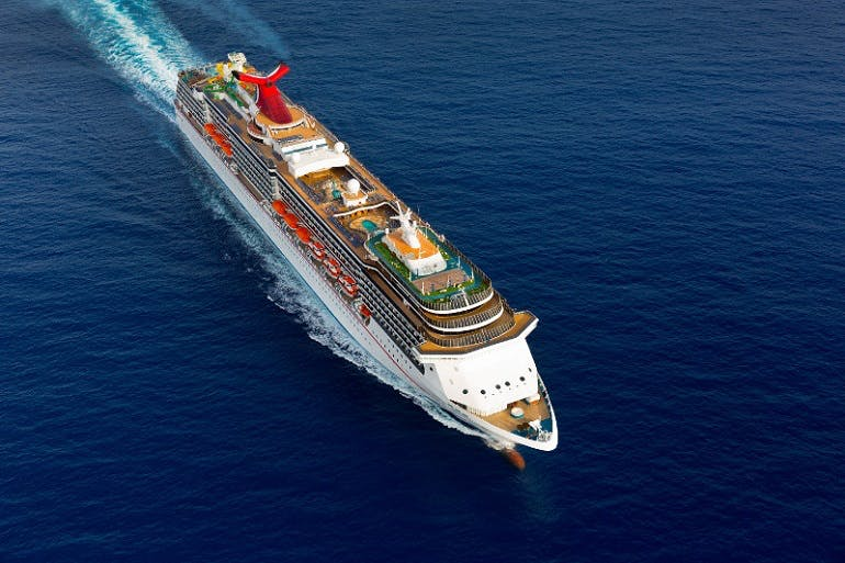 Carnival Legend is a Spirit-class ship From Carnival Cruise Line
