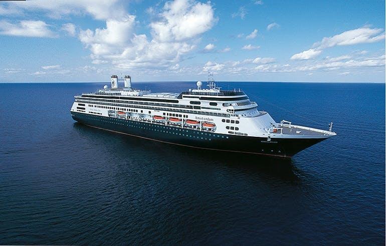 Amsterdam cruise ship